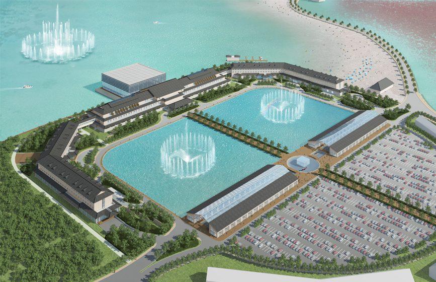 錦州龍海馨港旅游区全体計画