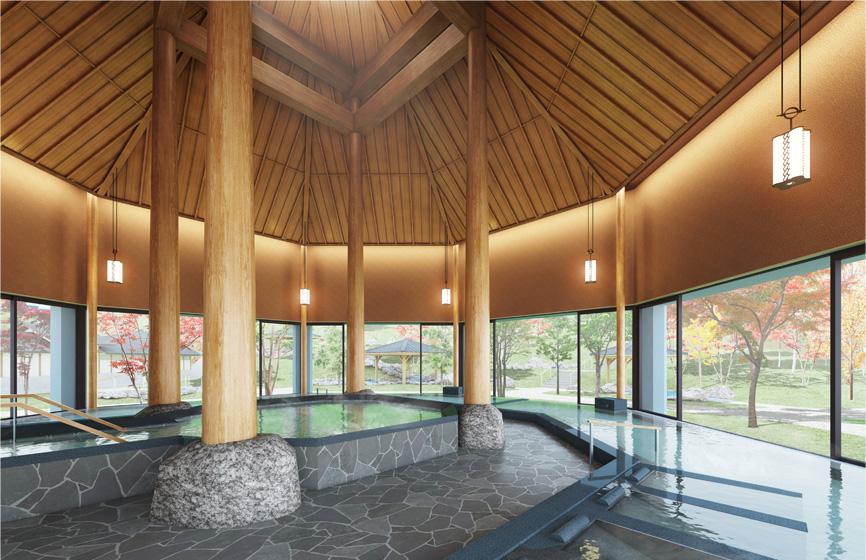 遼寧湯溝国際温泉旅遊度假区温泉中心